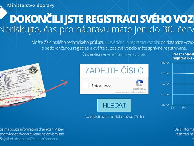 Aplikace Ministerstva dopravy ČR