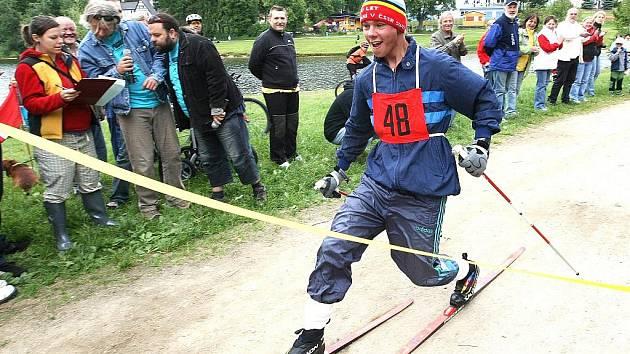 V roce 2010 na Prasoloppetu zvítězil Honza Hásek na plné čáře.