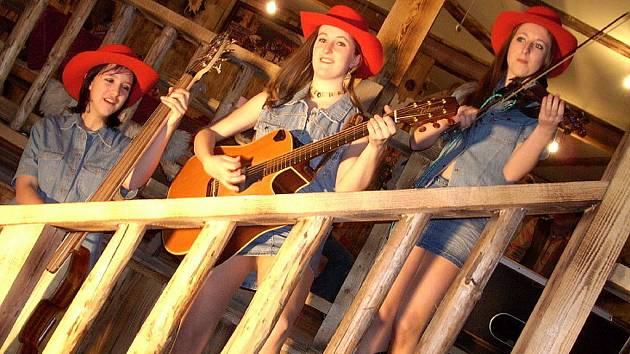 Country kapela z Jablonce nad Nisou - Berušky
