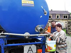 Vodohospodáři pomáhají nejen s vodou. Ilustrační snímek