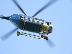 Vrtulník Policie ČR