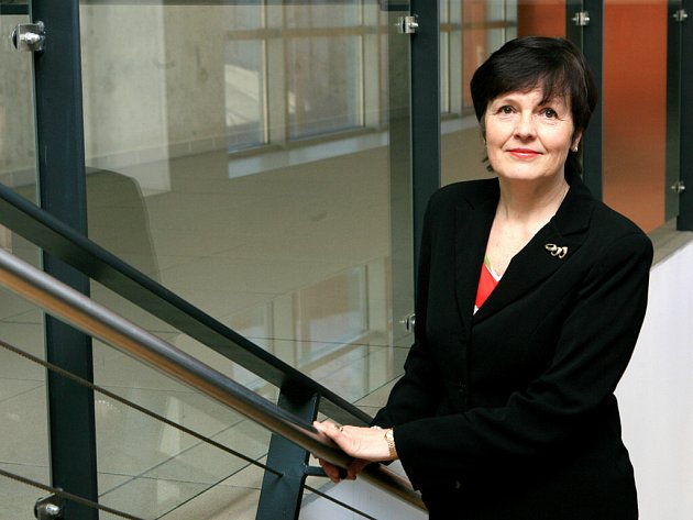 Marta Procházková, ředitelka Eurocentra Jablonec.