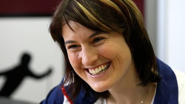 Nikola Sudová, tvář uskupení nezávislých kandidátů Pro Jablonec