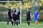 V Držkově se na podzim daří. Fanoušci domácích vidí hodně gólů, protože výkony mužstva se stále zlepšují.