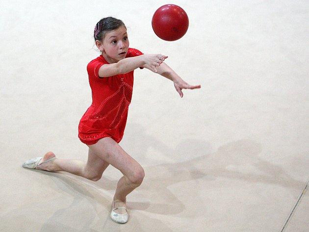 Jablonecká gymnastika. Ilustrační snímek.