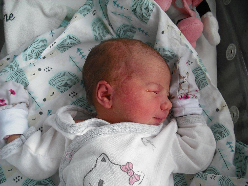 Anna Berková. Narodila se 4.ledna v jablonecké porodnici mamince Markétě Šabíkové z Jablonce nad Nisou.Vážila 3,27 kg a měřila 50 cm.