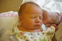 Vladimír Moraru. Narodil se 10.ledna v jablonecké porodnici mamince Petře Nikodýmové z Bratříkova. Vážil 3,68 kg a měřil 50 cm.