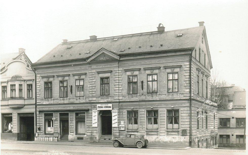 restaurace Česká koruna