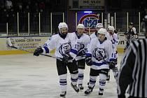 Jablonecké Vlky čeká před začátkem II. hokejové ligy přátelský zápas s čínským soupeřem. Ten prověří, jak zvládli přípravu. Ilustrační fotografie.