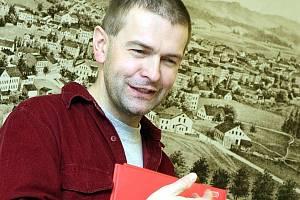 Jan Kašpar, ředitel  pobočky Státního okresního archivu v Jablonci