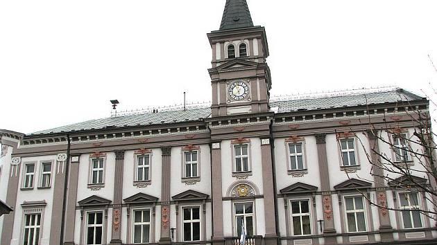 Městské divadlo v Železném Brodě.