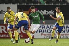 Fotbalisté Jablonce porazili Zlín 4:0.