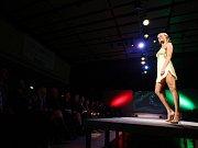 Made in Jablonec 2012. Firmy zabývající se výrobou bižuterie prezentovaly své výrobky jako doplňky k večerním róbám nebo spodnímu prádlu. Hlavní modelkou byla úřadující  Česká Miss Jitka Nováčková.  Mezi hosty nechyběla Livie Klausová.
