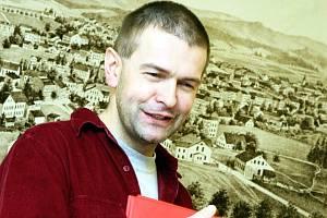 Jan Kašpar, ředitel Státního okresního archivu Jablonec nad Nisou.