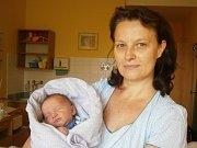 Antoni Norbert Wachowski se narodil Katarzyně a Norbertovi Wachowski z Harrachova 22.5.2015. Měřil 48 cm a vážil 2800 g.