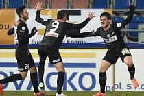 Jablonečtí fotbalisté porazili soupeře ze Slovácka a připravují se na duel s Bohemkou.