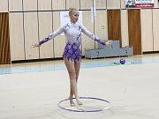 Ve 23. ročníku Jabloneckém poháru startovaly závodnice z celé republiky, dorazily také gymnastky ze Slovenska.