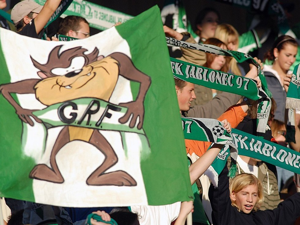 Fanoušci FK Jablonec 97