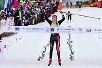 Padesátý ročník lyžařského běžeckého závodu Jizerská 50