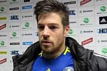 Střelec gólů a mozek týmu FK Jablonec B. To je Nikolas Daníček, který si vyzkoušel také atmosféru I. ligy.