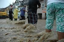 Už je to pět let od ničivých povodní na Liberecku a Českolipsku.