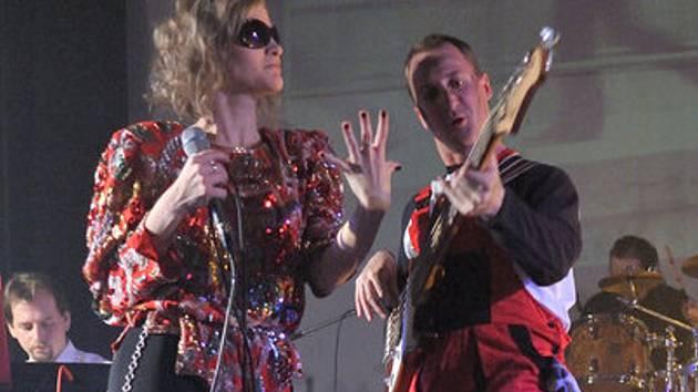 """Jablonecká skupina Mandragora v pátek 12.12.2008 v hudebním klubu Woko pokřtila své nové album """"265""""."""
