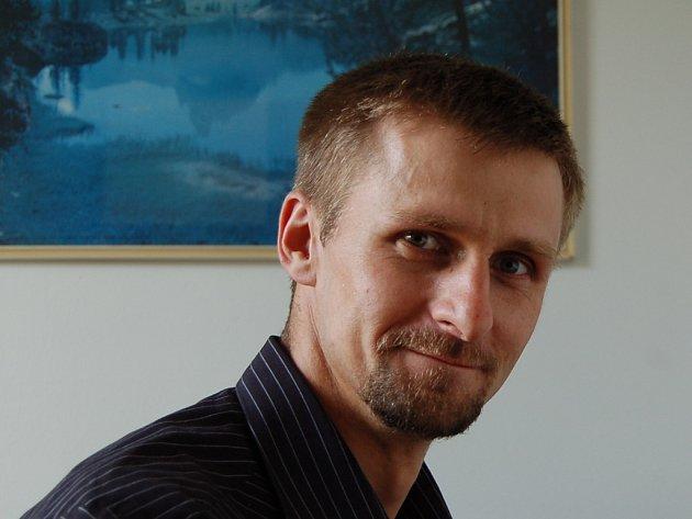 Michal Holý, analytik trhu práce a tiskový mluvčí Úřadu práce v Jablonci n. N.