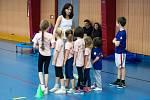 Jana Boučková, autorka projektu Děti na startu, může mít radost. O pohybové aktivity v různých formách je na Jablonecku stále větší zájem.