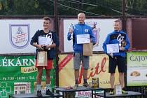 O  pohár starosty města Smržovky bojovali závodníci na sáňkařské dráze ve Smržovce. Mají za sebou náročnou letní přípravu a za pár týdnů už je čekají první závody.