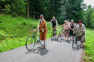Spanilá jízda Cyklostezkou Járy Cimrmana