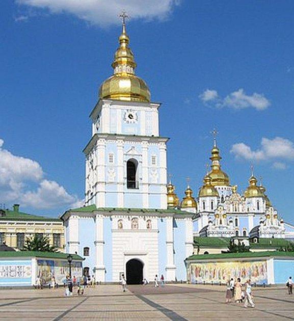 Kostel sv. Michala v Kyjevě