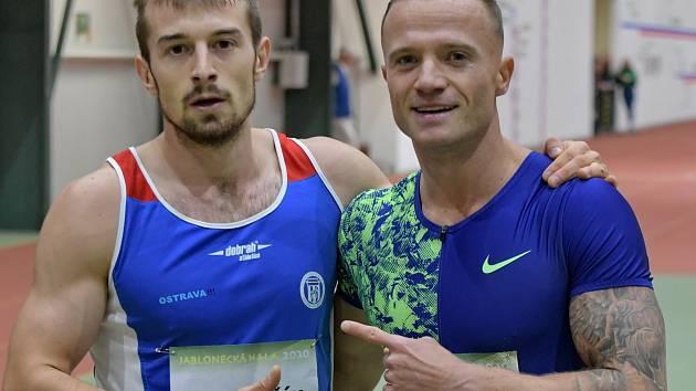 Jablonecká hala, to je mezinárodní atletický mítink, který se letos konal už po osmačtyřicáté. V Jablonci se sešla elita české i zahraninční atletiky.