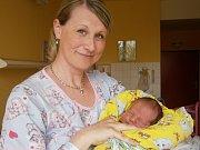 Kryštof Pavlata se narodil Markétě a Tomášovi Pavlatovým ze Skuhrova 26.4.2015. Měřil 51 cm a vážil 3900 g.