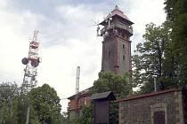 Rozhledna Tábor, Lomnice nad Popelkou