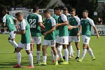 Rezerva porazila Pardubice