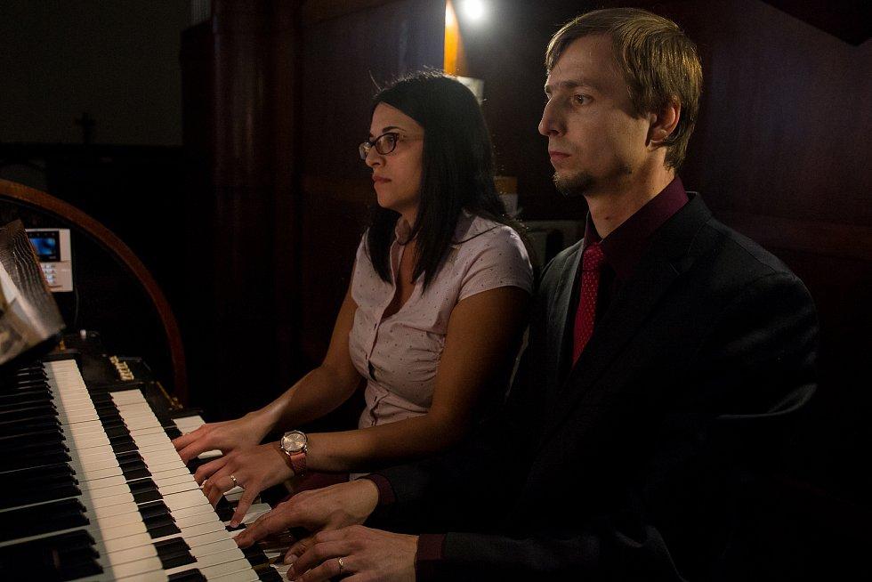 Závěrečný koncert z koncertů pořádaných v rámci akce Jablonecké kostely.