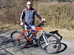 Majitel jablonecké společnosti Rebel bike Zdeněk Dokoupil se podílí i na testování elektrokol.