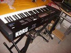 Jedny z ukradených kláves.