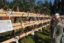 Vojenské lesy a statky ČR pořádají pravidelně v Ralsku Lesnický den