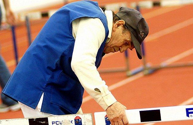 Ivan Ullsperger, jak ho znají generace jabloneckých atletů