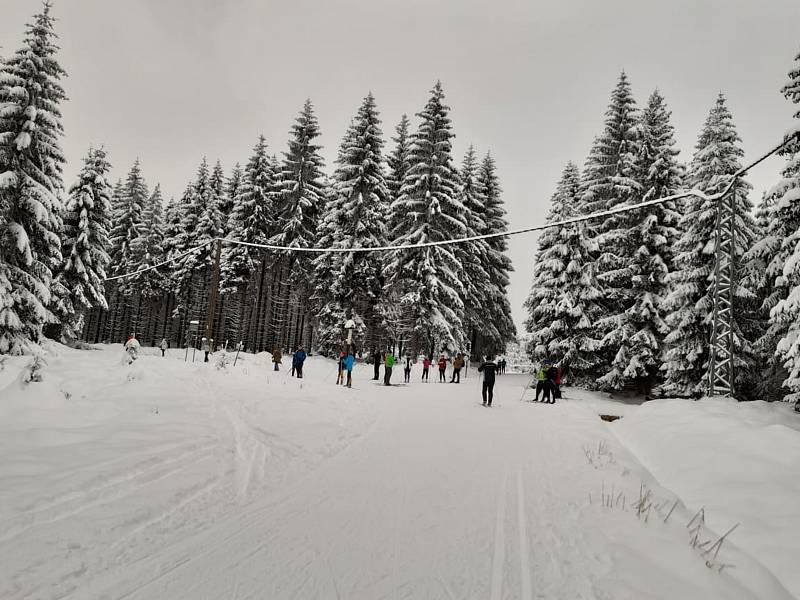 Situace v Bedřichově.