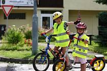 Dětské dopravní hřiště v Jablonci n. N.