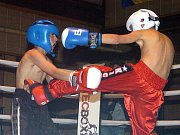 GALAVEČER BOJOVNÍKŮ. Během pátečního večera se v Parkhotelu Smržovka sešlo několik desítek bojovníků, aby změřily síly v různých bojových sportech.