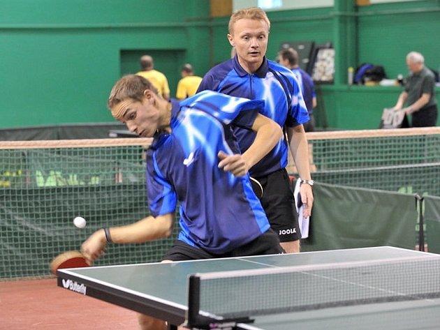 Jablonečtí stolní tenisté A a B týmu doma zabodovali pouze s týmem z Bělé pod Bezdězem