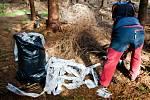 Ukliďme Jizerky podzim 2013