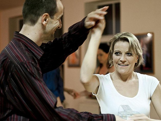 Tančírna TOPDANCE.