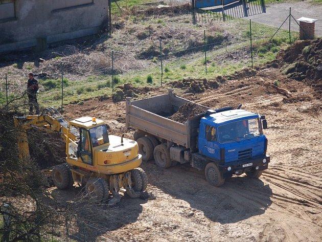 Na tomto místě bude v Železném Brodě stát revitalizovaná vodní elektrárna.