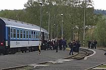 První Baníkovci dorazili do Rychnova.