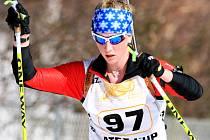 Biatlonistka Jessica Jislová má za sebou nejlepší sezonu.