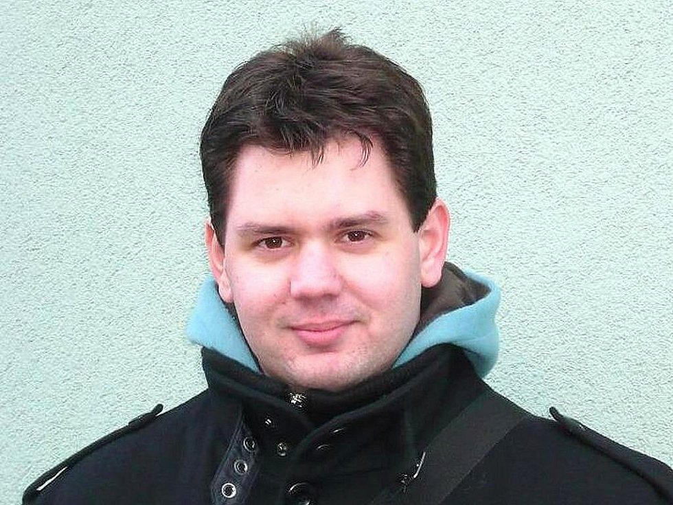 Alexander Stainforth, vlastním jménem David Kaps